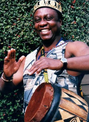 Global Rhythms: Baba Ken and The Nigerian Brothers