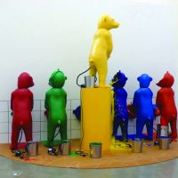 Big Ideas: Richard Jackson's Alleged Paintings