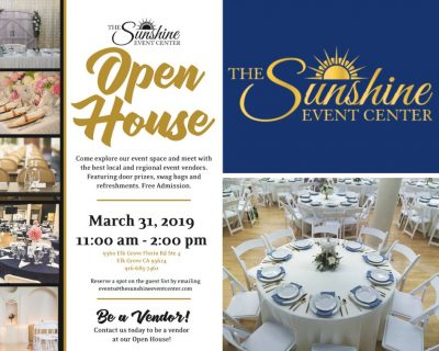 The Sunshine Event Center Open House
