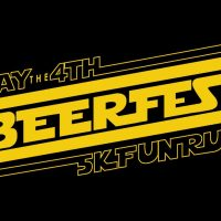May The 4th 5K Fun Run and Beerfest