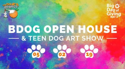 Big Day of Giving Youth Art Contest and Open House