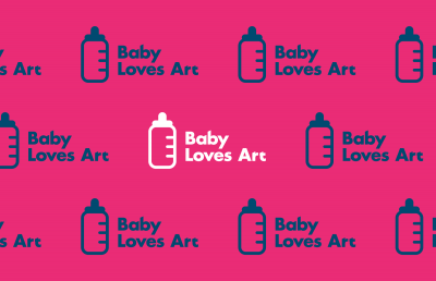 Baby Loves Art: Colors