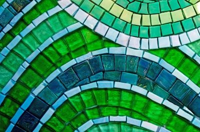 Clay and Mosaic Tile