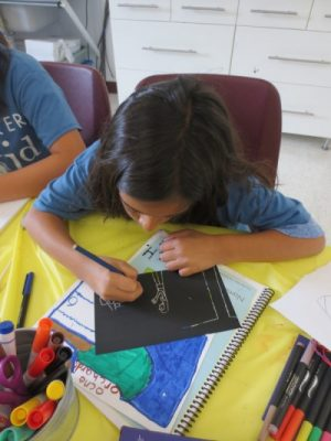 Crocker Art Camp: Out of This World