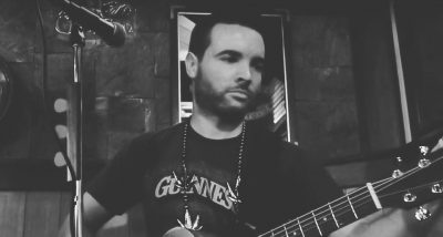 WHIRED Wine: Guitarist James Parr