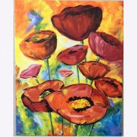 Paint and Sip at WHIRED Wine Bar