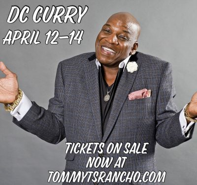 """Don """"DC"""" Curry"""