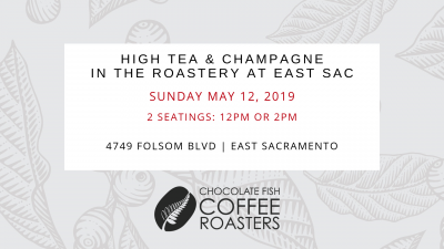 Mother's Day High Tea and Champagne