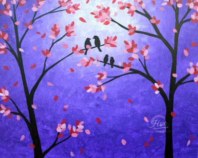 The Family Tree Painting Event