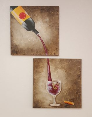 The Long Pour: Couples Painting Event