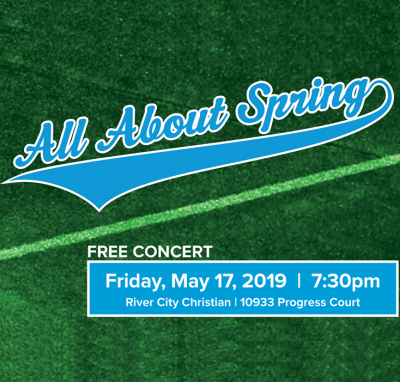 All About Spring Symphony Concert