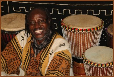Mamadou Traore's Community Drum Circle