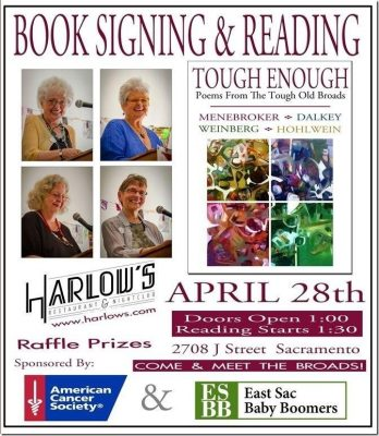 The Tough Old Broads: Book Signing and Poetry Read...