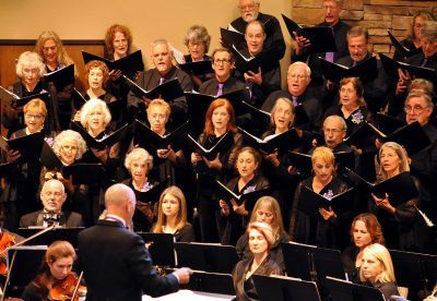 Sierra Master Chorale and Orchestra