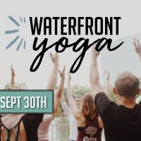 Waterfront Yoga (Old Sacramento Waterfront Embarcadero)