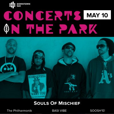 Concerts in the Park: Souls of Mischief