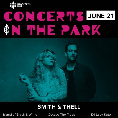 Concerts in the Park: Smith and Thell
