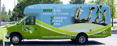 WOW Bus (Madison Place Park) (Cancelled)