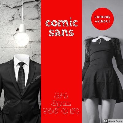 Comic Sans: Comedy Without