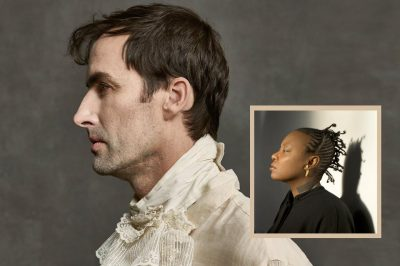Andrew Bird and Meshell Ndegeocello