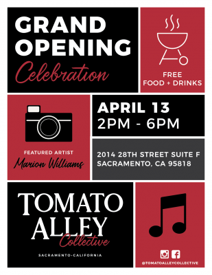 Tomato Alley Collective Grand Opening