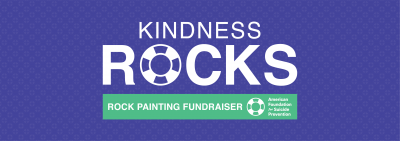 Kindness Rocks: Big Day of Giving Rock Painting Fundraiser