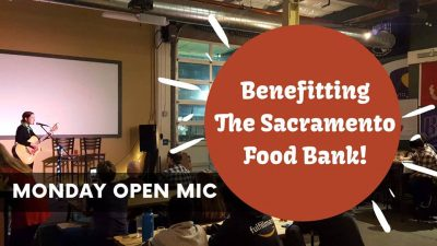 Open Mic for a Cause