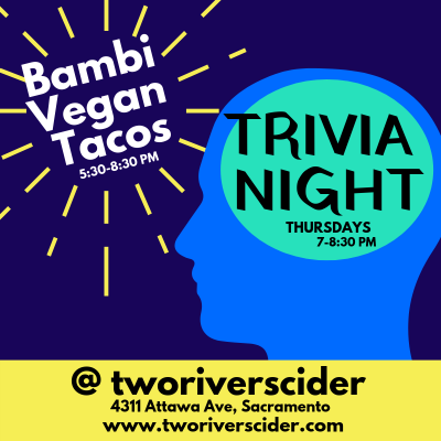 Trivia Night at Two Rivers Cider