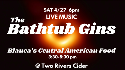 The Bathtub Gins Live