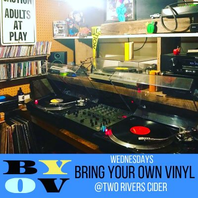 Bring Your Own Vinyl Night