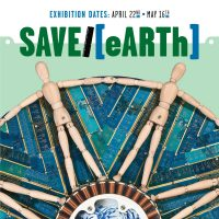 Save-eARTh: Art Gallery and Reception