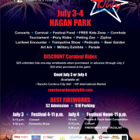 Rancho Cordova 4th of July Celebration