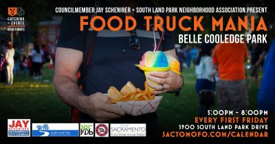 Belle Cooledge Park Food Truck Mania