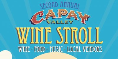 2nd Annual Capay Valley Wine Stroll