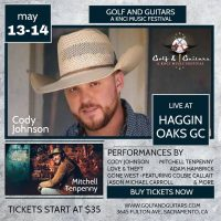 Golf and Guitars: A KNCI Music Festival