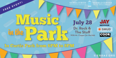 Music in the Park: Dr. Rock and The Stuff