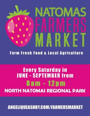 Natomas Farmers Market (June-September)