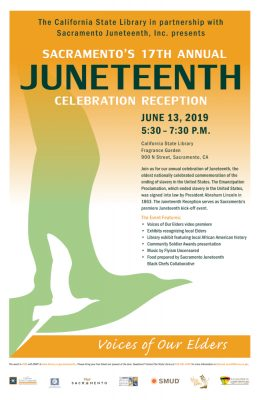 Sacramento Juneteenth Celebration Reception (Sold Out)