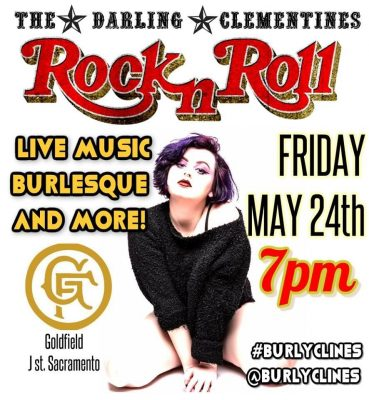 The Darling Clementines Rock N' Roll Variety Show