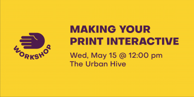 Making Your Print Interactive