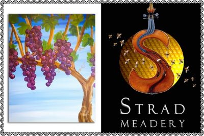 Wine on a Vine Painting Event at Strad Meadery