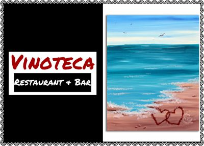 Summer Love Painting Event at Vinoteca Italian Bistro