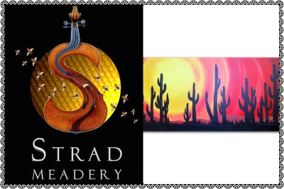 Desert Heat Painting Event at Strad Meadery