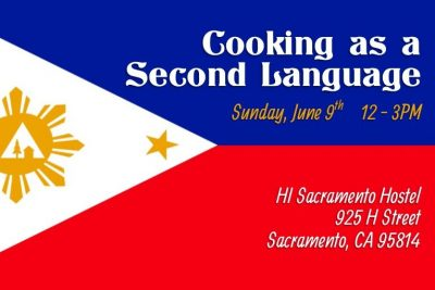 Cooking as a Second Language