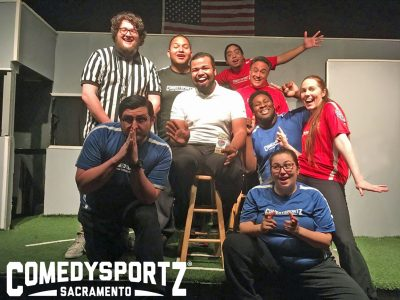 ComedySportz Improv Comedy (May-July)