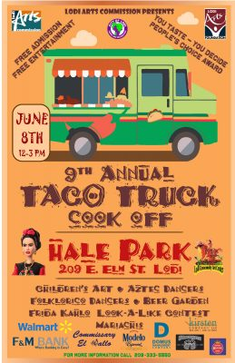 9th Annual Taco Truck Cook-Off