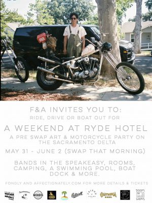 A Weekend at Ryde Hotel