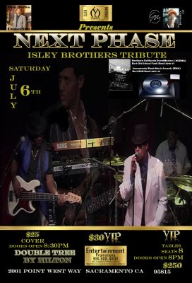 Isley Brothers Tribute