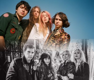 Starcrawler and Death Valley Girls
