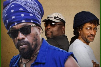 Mykal Rose with Sly and Robbie